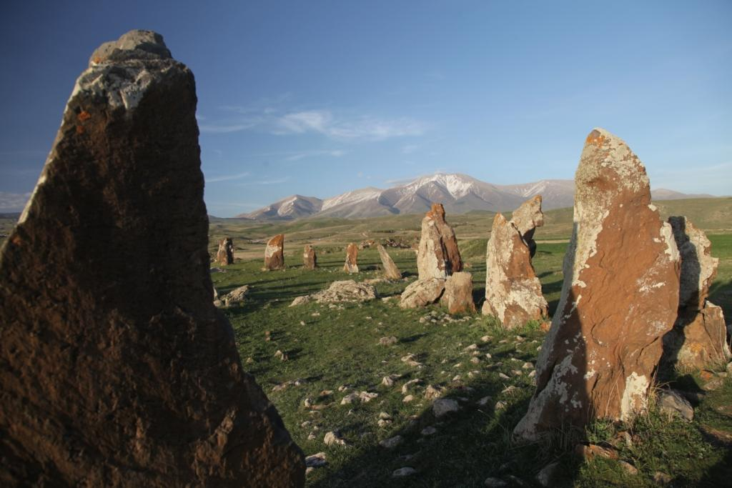Karahunj - Arménské Stonehedge