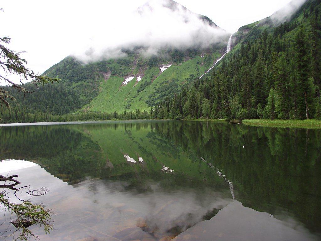 Kinzelyuk a dolní jezero