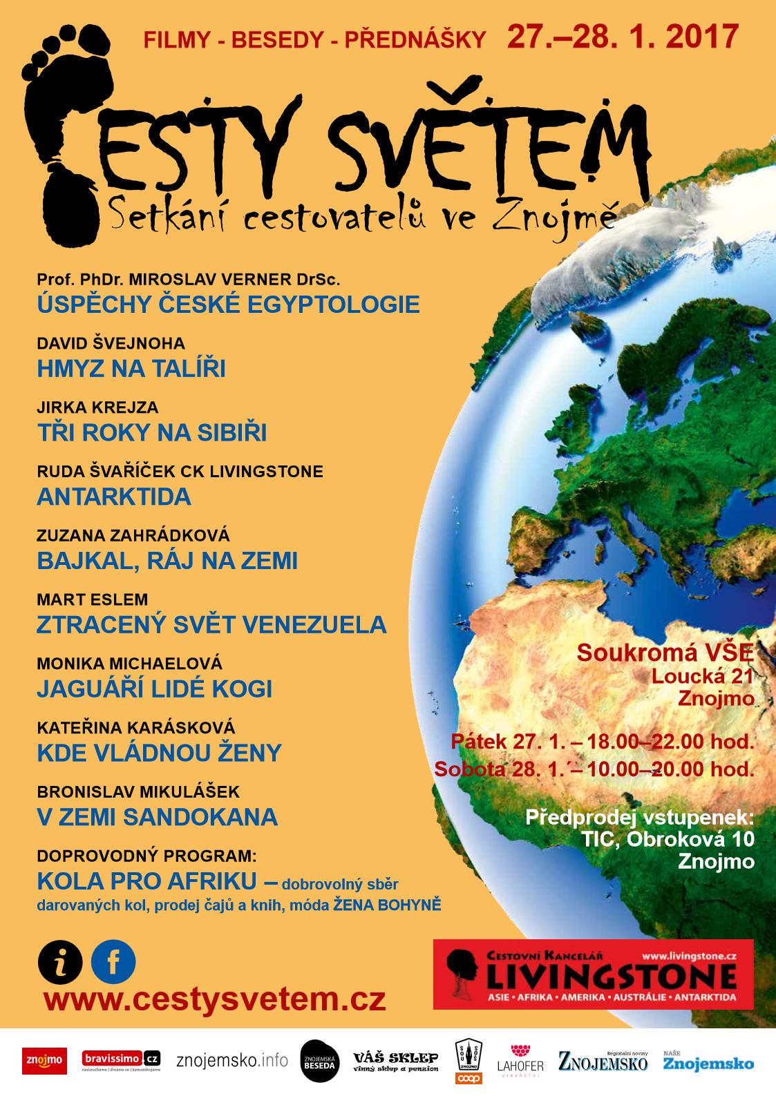 Plakát CESTY SVĚTEM 2017 JPG